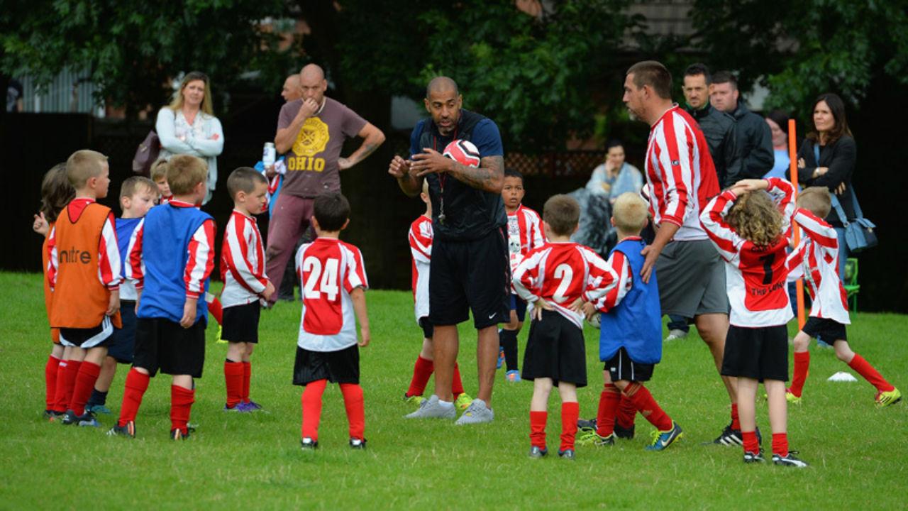 Grassroots Coaching